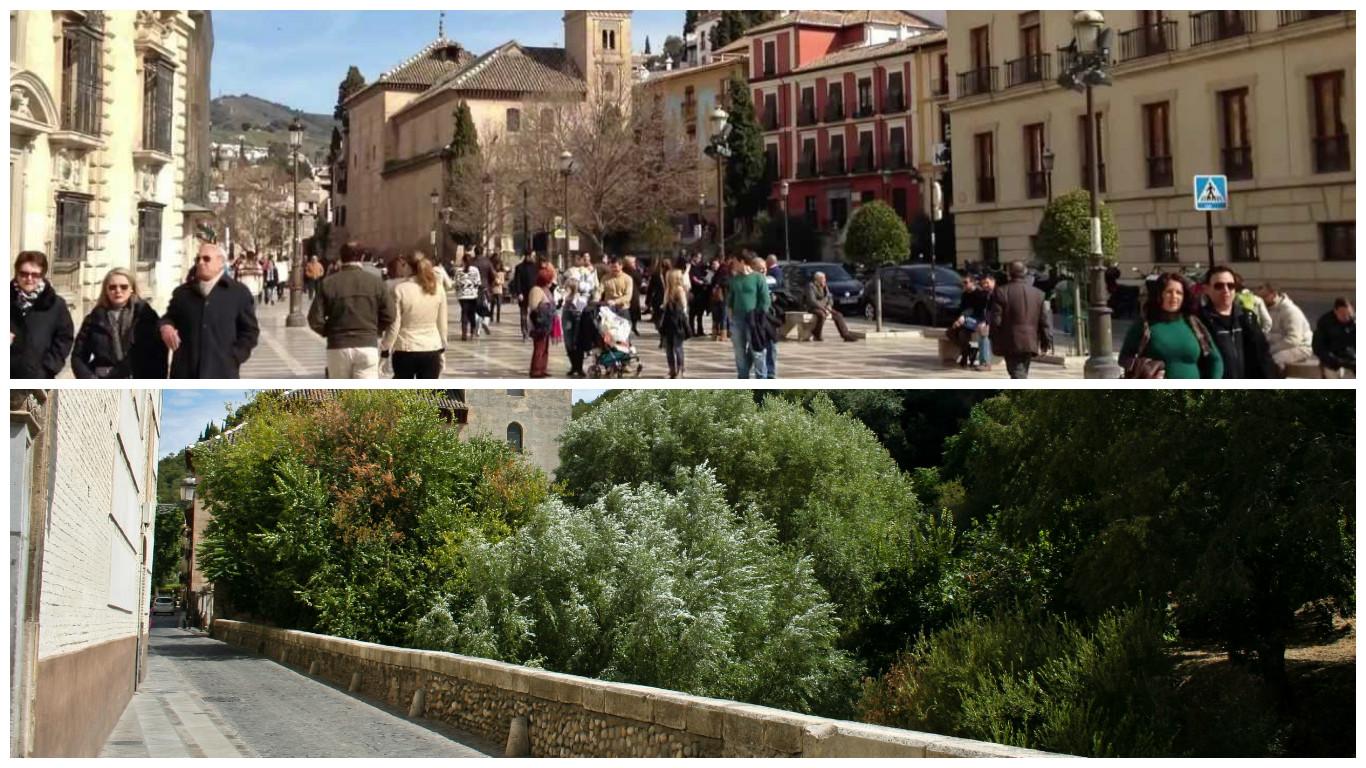 Mejores zonas para ligar en Granada